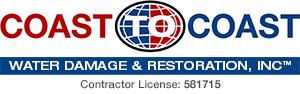 Coast to Coast  Water Damage and Restoration Inc.